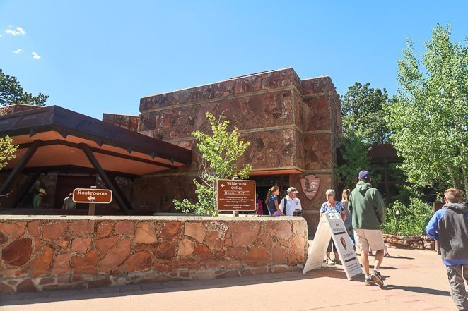 Rocky Mountain Beaver Creak Visitor Center