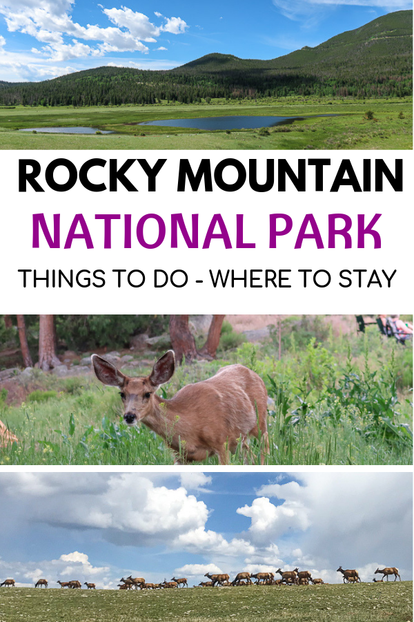 Rocky Mountain National Park - Things to Do