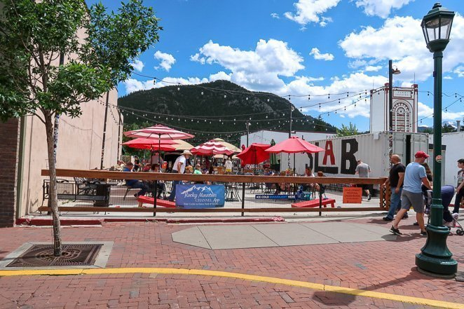 The Slab in Estes Park