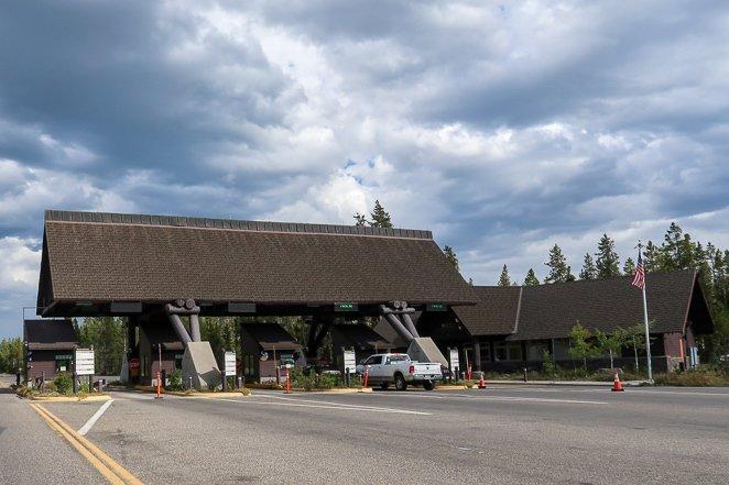 West Yellowstone Entrance_