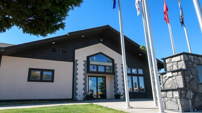West Yellowstone Visitor Center