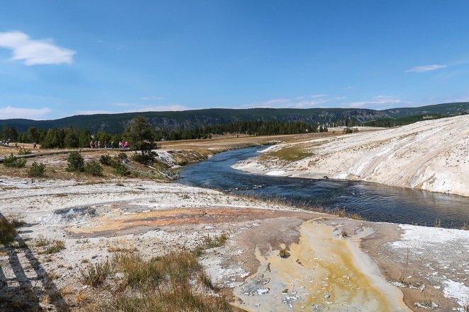 Yellowstone National Park Vacation
