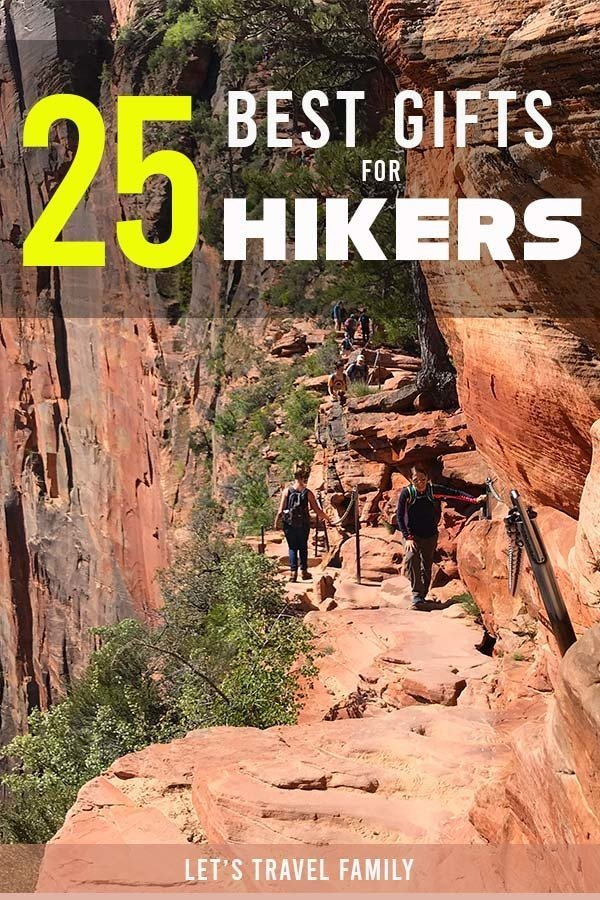 25 Gift Ideas for Hikers