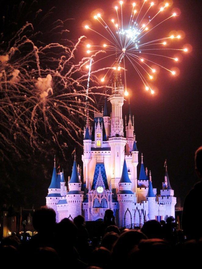Florida Road Trip to the Theme Parks  - Disney World