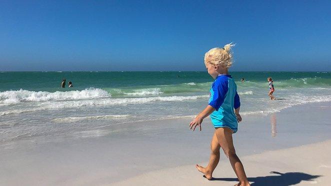 West coast - Siesta Key Beach Florida Road Trip