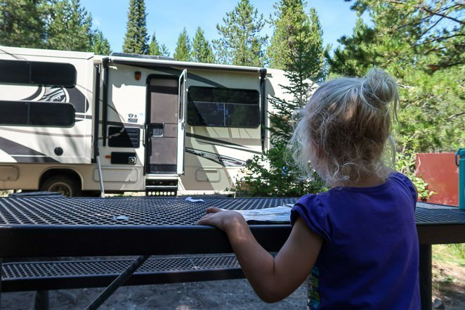 Roadschooling and homeschooling while living in a rv