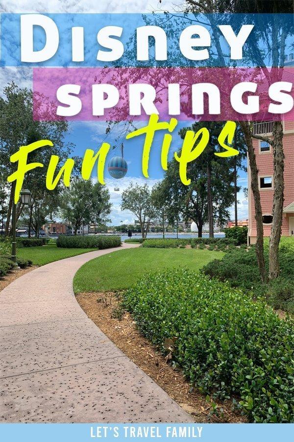 Disney Springs Things To Do