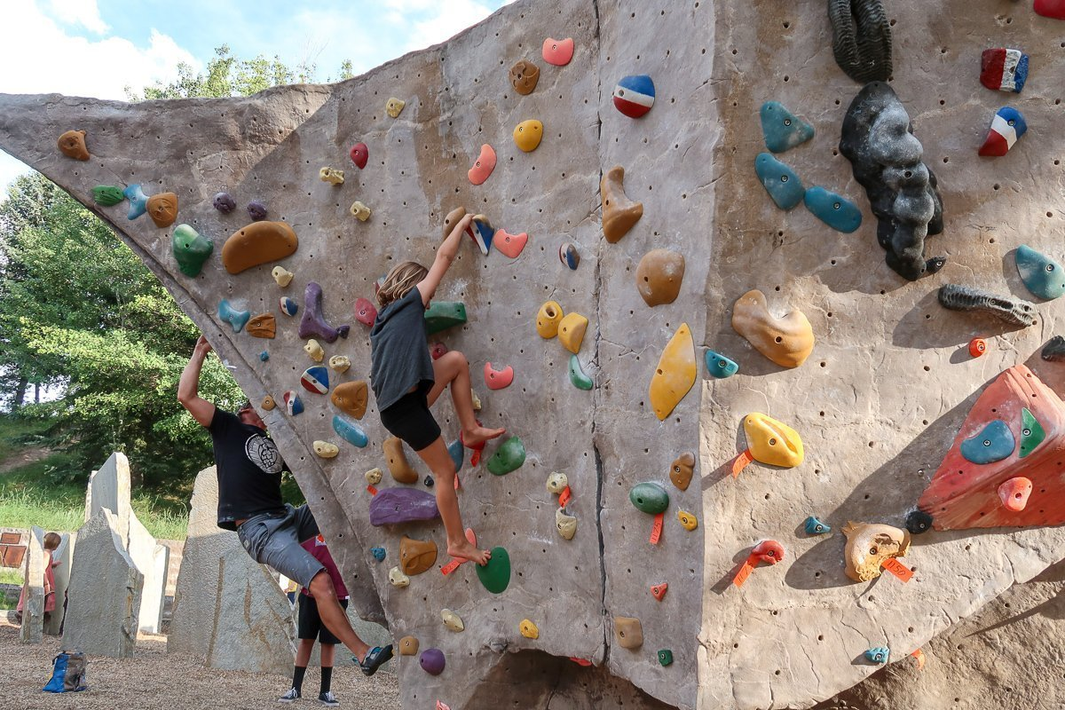 What to do in Jackson Hole WY - Rock Climbing