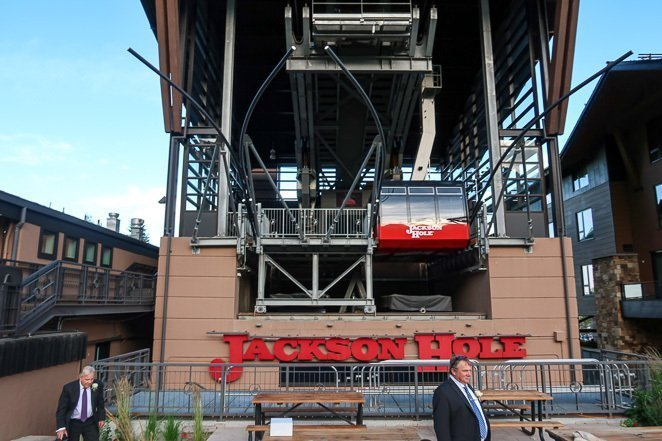 Jackson Hole Tram - Mountain Resort