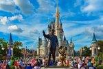 Disney World Florida in the Fall