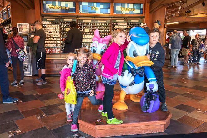 Take the family to Disney Springs