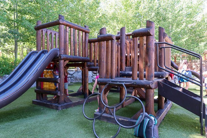 Teton Village Playground