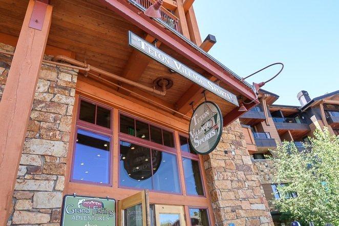 Teton Village Sports Store