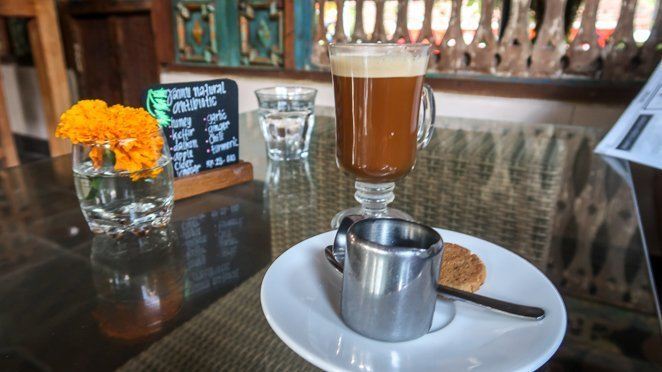 Bali Buda Bulletproof Coffee