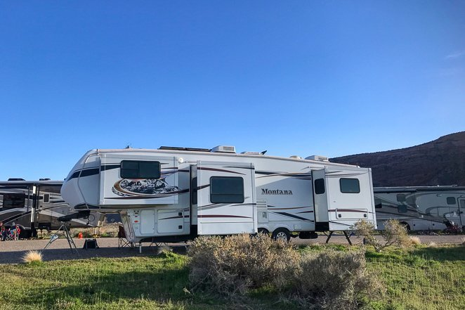 Best RV for Full time Family living Fifth Wheel