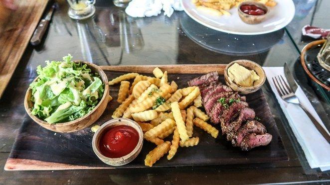 Le Moulin Steak