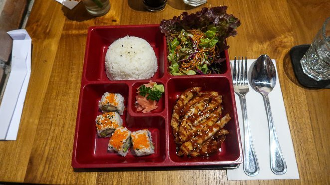 Nagi Sushi and Kitchen Meal