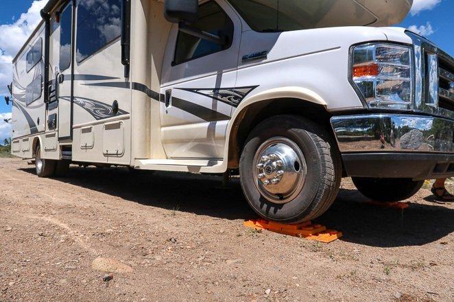 Camper rental costs