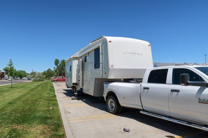 How to rent an RV safely - practice driving or towing it first