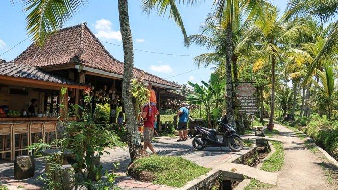 Sweet Orange Warung, Ubud Bali