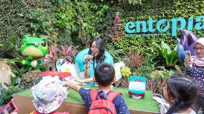 Entopia Butterfly Farm
