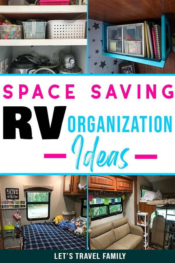 RV . Organization Ideas and hacks