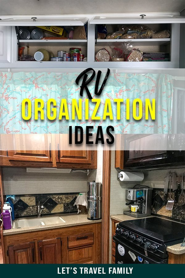 RV Organization Ideas