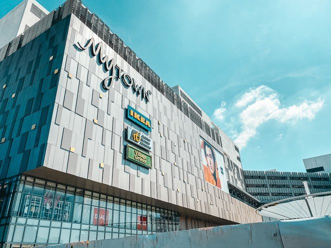 Mytown Mall and Ikea