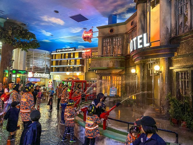 Spend a day at Kidzania