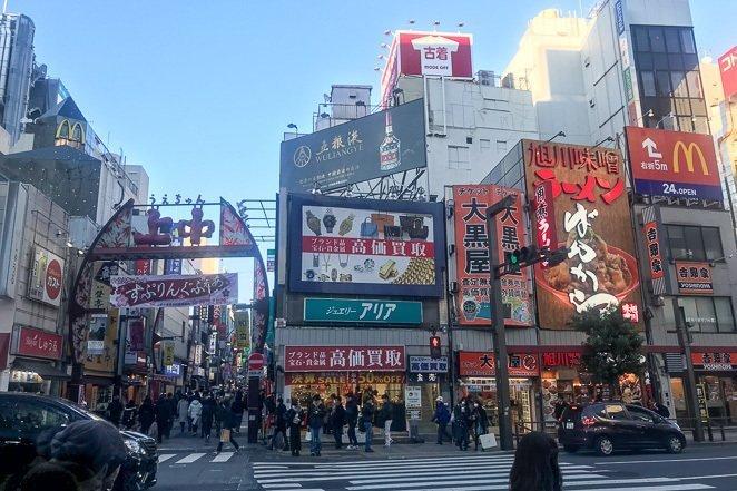 Tokyo Itinerary 2 days