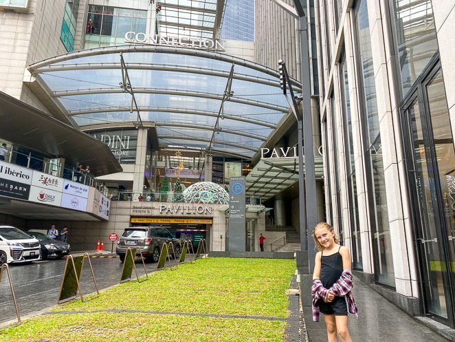 Visit The Pavilion Mall