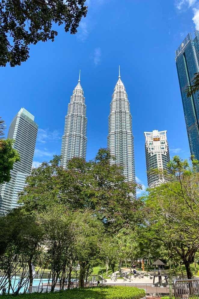 Visit the Petronas Towers