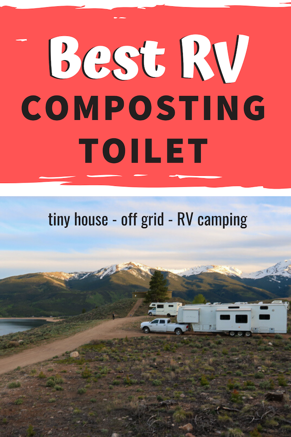 Best RV Composting Toilet for RV life