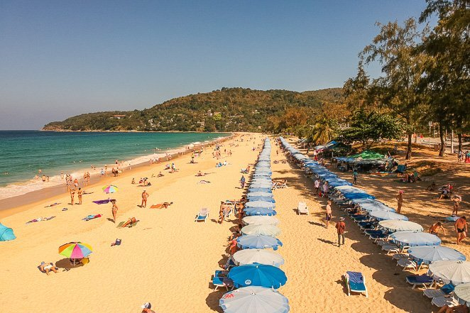 Karon Beach - Phuket Thailand_