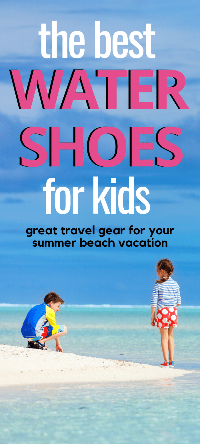The best water shoes for kids