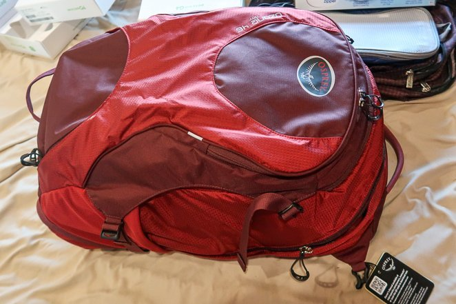 Osprey bag - day pack