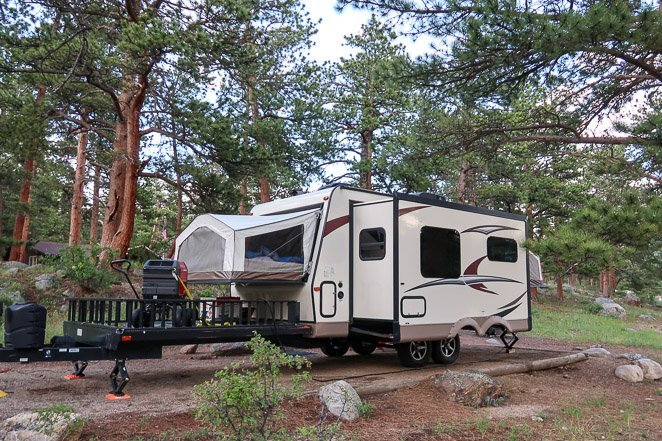 How To Rent An RV For A Week