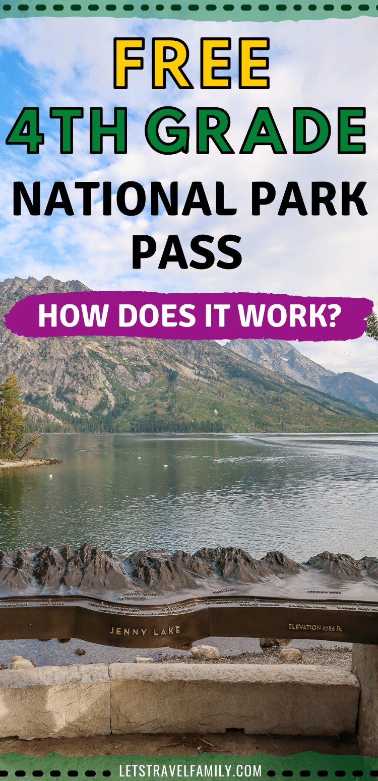 Free 4th Grade National Park Pass