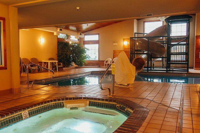 Kelly Inn Pool Billings MT