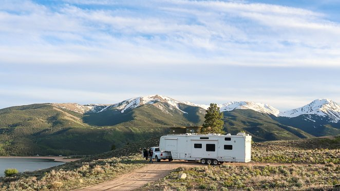 RV Dry Camping Essentials and Boondocking Guide