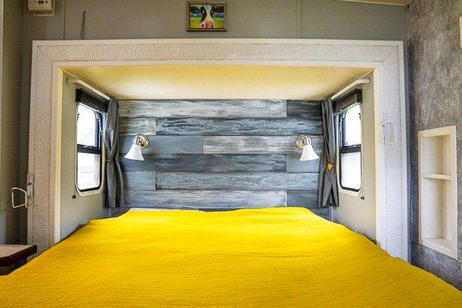 RV Bedroom Ideas And Organization Hacks