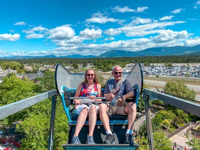 Silverwood Theme Park Rides