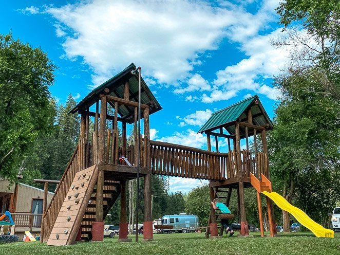 Wolf Lodge Campground