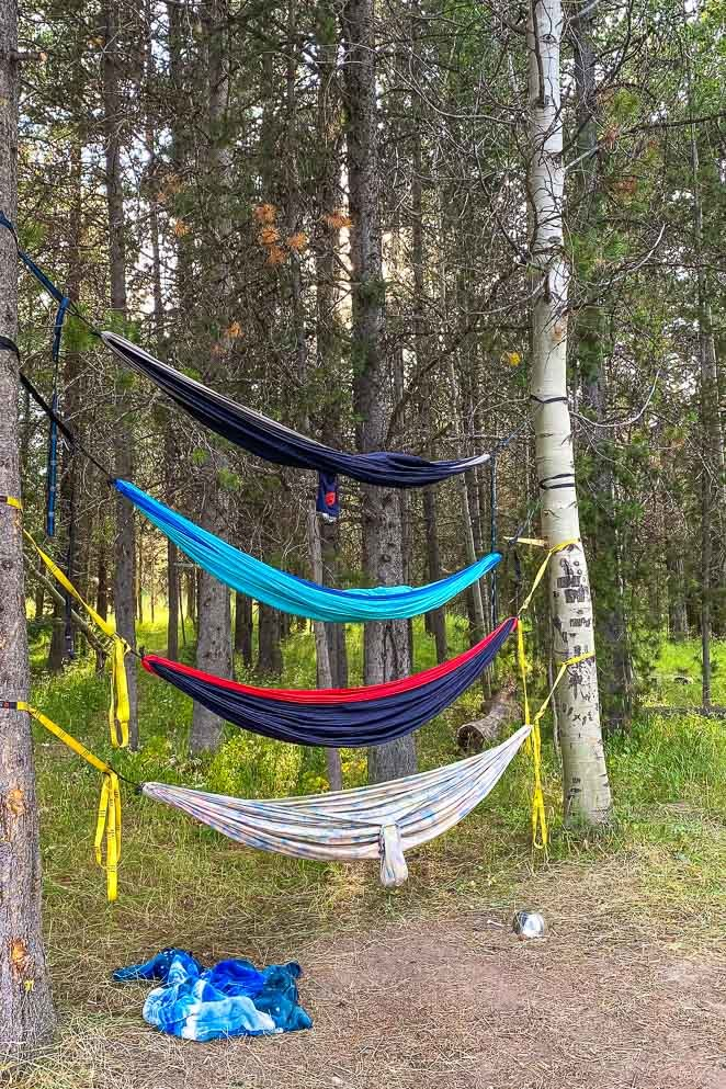 Hammocks as gifts for friends