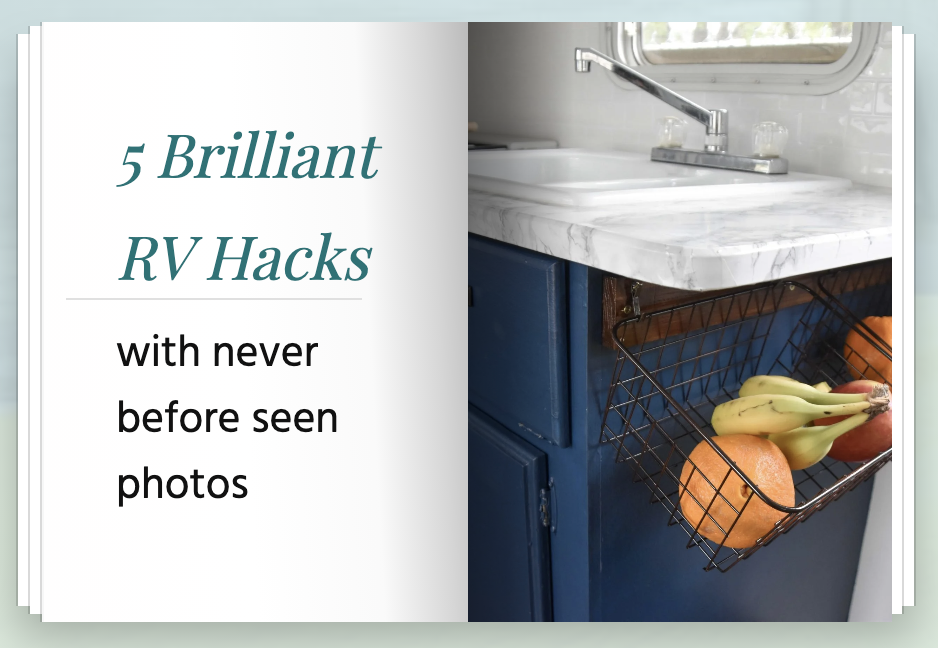 5 Genius RV Hacks