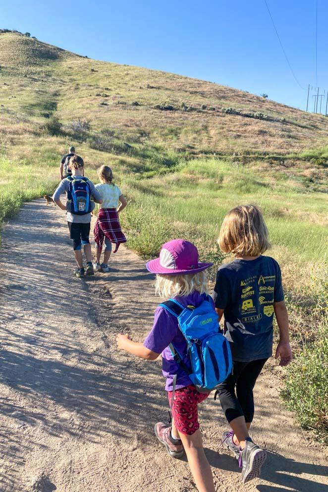Table Rock Trail Hike