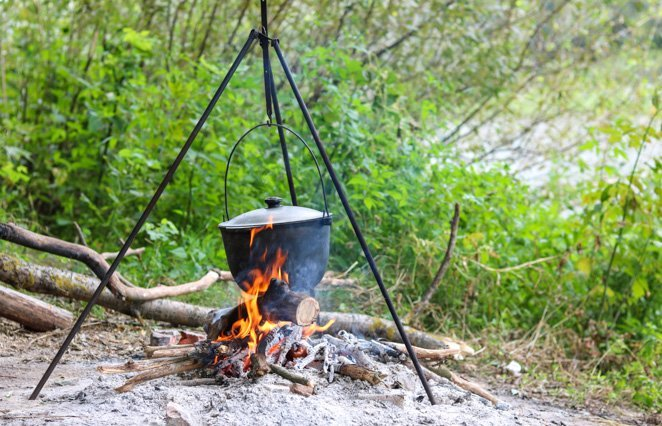The Best Dutch Oven For Camping