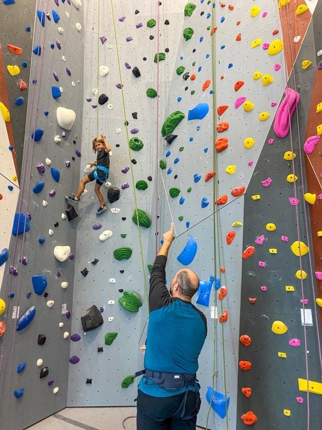 Vertical View Climbing Gym Boise