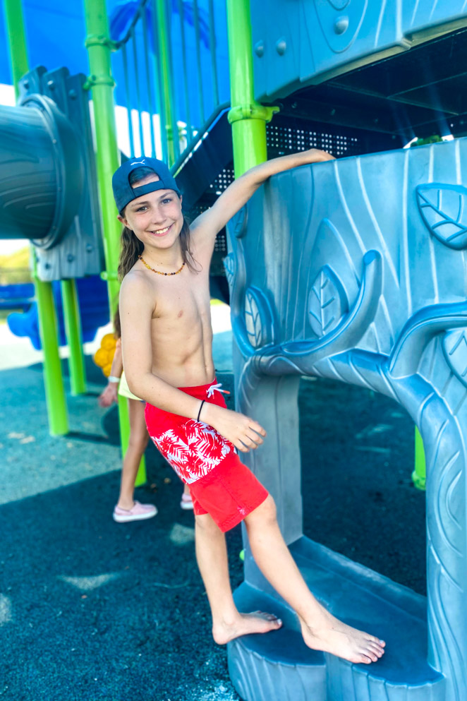 Activities in Key West with Kids Playgrounds