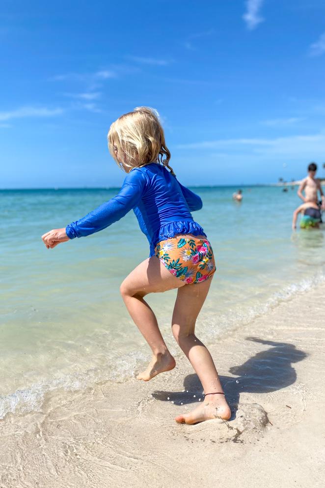 best beaches on the Florida Keys Best Beaches - Sombrero Beach Marathon